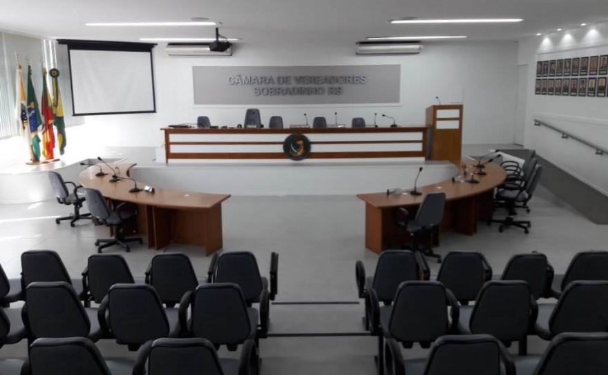 Ordem do Dia da 6ª Sessão Ordinária (15/04/2019)
