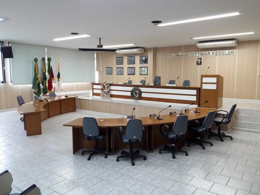 Ordem do Dia da 15ª Sessão Ordinária (18/06/2018)